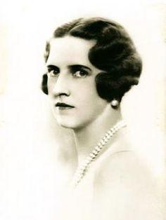 Portrait : Irène de Grèce, duchesse d'Aoste   Royaume de France – La monarchie aujourd'hui