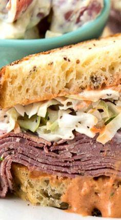 Brooklyn Avenue Sandwich