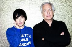 Sharleen believed Alan's voice could capture the poignancy of the song's lyrics