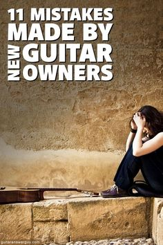 In this article, I outline some of the common mistakes that new guitar owners make, so that you can avoid making them yourself and potentially damaging your precious first axe. Guitar Tips, Guitar Lessons, Guitar Building, Playing Guitar, Say Hello, Axe, Mistakes, Outline, Keep It Cleaner