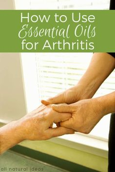 Using essential oils for arthritis may help reduce pain. Discover which oils are best to use and other treatment options to consider. Arthritis Essential Oil Blend, Essential Oils For Nausea, Ginger Essential Oil, Essential Oil Uses, Young Living Essential Oils, Easential Oils, Doterra Essential Oils, Healing Oils, Living Oils