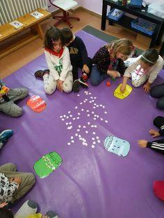LOS PEQUES DEL PICASSO: Matemáticas en 5 años