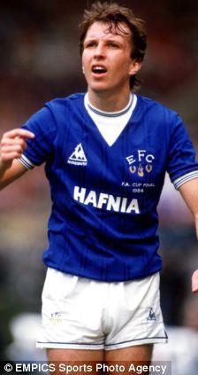 Trevor Steven - Everton
