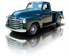 Very cool, thought you had me at truck...1947 Chevrolet 3100 Thriftmaster pickup truck I had one of these same color and everything!!!