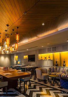 Bangkok genießen: im Restaurant des Maitria Hotel Sukhumvit 18 , Thailand