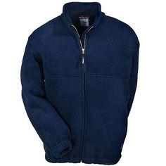 bc48b57a0c65 Workrite Jackets  385NX80 Men s Polartec Flame-Resistant Fleece FR Jacket