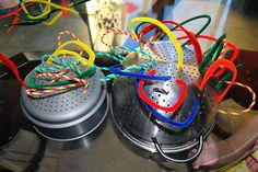 Mess For Less: Fun with Pipe Cleaners