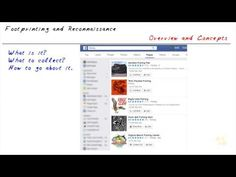EC Council Certified Ethical Hacker training V9.0-(Part-18) Footprinting...