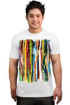 stripes 2 T-shirt by kharmazero from Design By Humans. fashion,tshirt,design,pattern,shopping