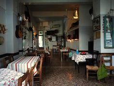 Classic taverns in the neighbourhoods of Athens – Food and Travel