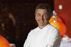 """Interview with """"Tantris"""" chef, Hans Haas: """"Es sah aus wie ein Brikett"""""""