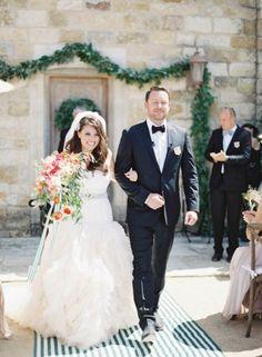 Summer & Bryan - California Wedding http://caratsandcake.com/SummerandBryan