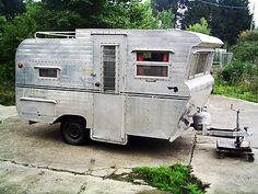 vintage caravan want