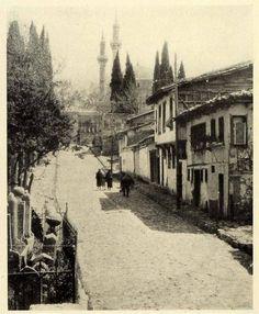 EMİR SULTAN / 1933 . #Bursa #EskiBursa