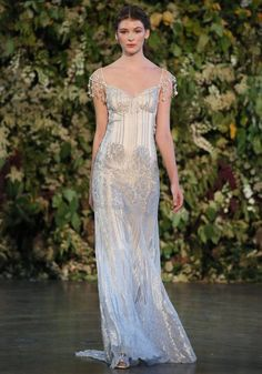 Florence Atelier Couture Designer Wedding Dress by Claire Pettibone