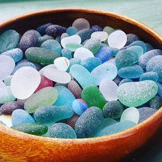 Bowl of seaglass_takechan
