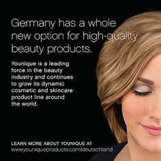 For more information contact me https://www.youniqueproducts.com/sylviapelletier/business/deutschland