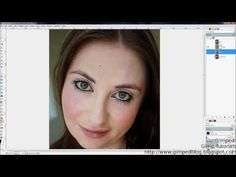 ▶ Retouching Skin Using Gimp - Gimp for Photographers - YouTube