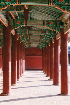 Japan Architecture, Chinese Architecture, Ancient Architecture, Architecture Details, Wattpad Background, Asia, South Korea Travel, City Aesthetic, Korean Art