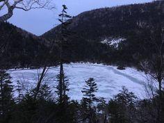 冬の湖 - Google 検索