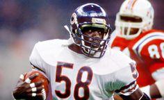 50 Greatest Bears - #28. Wilbur Marshall