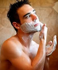 Image Skincare: For a well balanced man.  I'll have one of those!