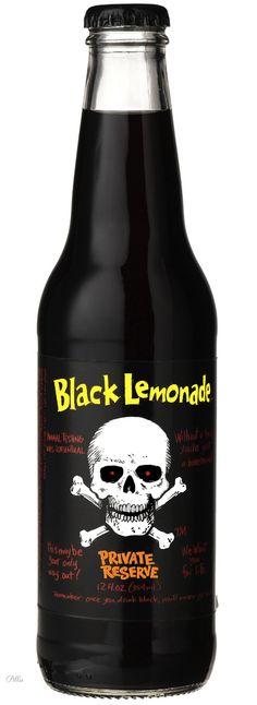 Black Lemonade / Skeleteens. Love it PD #skull #packaging