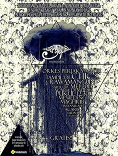 orkes perjaka madu show @Chi Campo's music 17mei2014