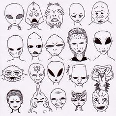 Pin by vj jones-charles on to draw in 2019 иллюстрации лица, Alien Drawings, Art Drawings, Arte Peculiar, Alien Art, Desenho Tattoo, Tatoo Art, Graffiti Lettering, Flash Art, Psychedelic Art