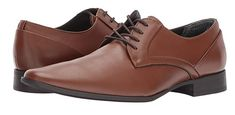 Shop the latest collection of Calvin Klein Men Benton Leather Dress Shoes Shoes from the popular stores - all in one Tan Shoes, Leather Dress Shoes, Oxford Shoes, High Heel Pumps, Pumps Heels, Stilettos, Types Of Shoes Men, Trendy Mens Suits, Amazon Clothes