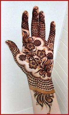 simple Arabic mehndi designs for hands 2019 _ latest Mehndi Designs