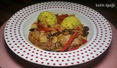 katin špajz: svinjski file & kineska mešavina povrća