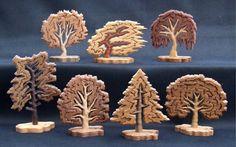 Medium Jigsaw trees