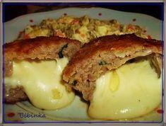 Tzatziki, Meatloaf, Mashed Potatoes, Food And Drink, Beef, Treats, Breakfast, Ethnic Recipes, Hamburgers