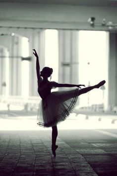 Ballet: Sweat, blood, tears