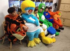 Shinhwa transforms into beloved cartoon characters for Children's Day #allkpop #kpop #Shinhwa