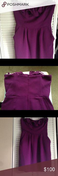 Dress The dress is new. Badgley Mischka Dresses Midi
