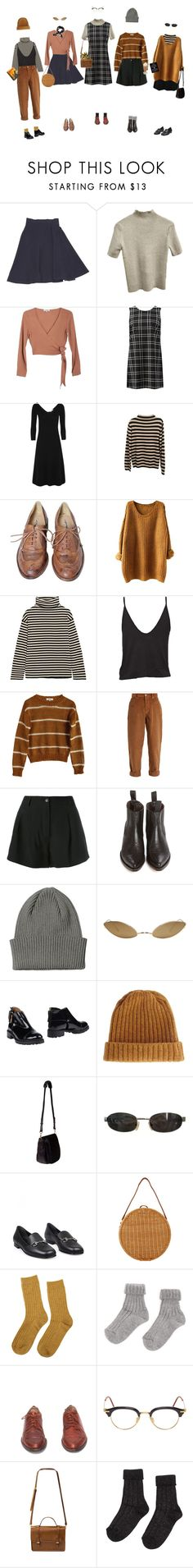 """Conflicted About The Seasons"" by silentmoonchild ❤ liked on Polyvore featuring Hermès, Samuji, Nina Ricci, Yves Saint Laurent, Studio TMLS, Steve J & Yoni P, T By Alexander Wang, Miu Miu, Moschino and Opening Ceremony"