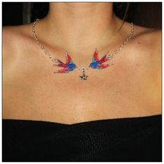 Birds Tattoos For You: Bird Tattoos And Quotes