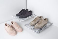Common Projects' 2016 Fall/Winter Range Gets Cozy In Muted Shades