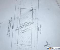 Excelsior imobiliare va propune spre vanzare teren intravilan situat in comuna Baciu, jud. Cluj. Suprafata utila este de 440 mp, front 13 Ml. Toate utilitatile sunt langa teren. Pret vanzare 18500 euro