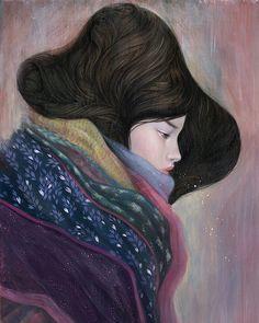 Kai Fine Art is an art website, shows painting and illustration works all over the world. Klimt, Art And Illustration, Painting & Drawing, Contemporary Art, Art Photography, Street Art, Art Gallery, My Arts, Artsy