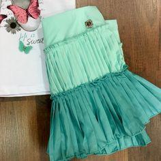 Conjunto niña Bimbalina en Valentina and Sir Tie Dye Skirt, Skirts, Fashion, Kid Outfits, Spring Summer 2016, Moda, Fashion Styles, Skirt