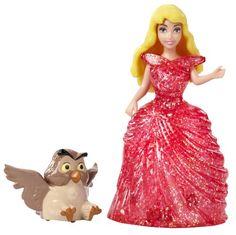 Disney Princess Glitter Glider Princess Aurora Doll -- Want additional info? Click on the image.