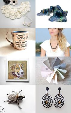 New October trends by Elsa Pakopoulou on Etsy
