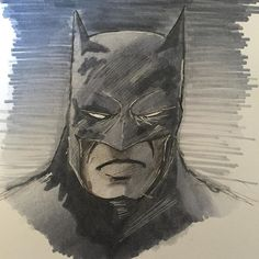 Awesome Batman sketch created by @kane1929 with their new Chameleon Pens.   #chameleon #chameleonpens #chameleonmarkers #markers #test #sketch #illustration #batman #dc #dccomics #hero #comic