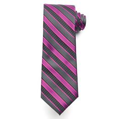 Arrow Simple Striped Tie - Men