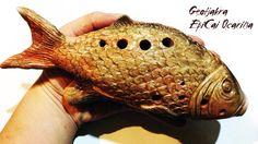 Fish Ocarina by ~Geotjakra on deviantART