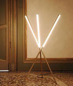 Bem Legaus!: Linhas de luz