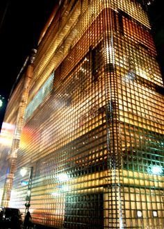 Ginza Building, Tokyo